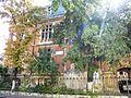 Bucuresti, Romania, Casa Niculescu Dorobantu pe Str. Gh. Manu nr. 9, sect. 1.JPG