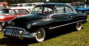 Buick Special - 1950 Buick Special De Luxe 2-door Sedanette