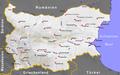 Bulgaria Cities Map German.png
