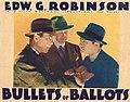 Bullets or Ballots 1936 Lobby Card.jpg