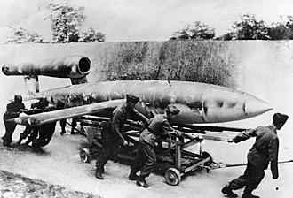 Missile - V-1 missile