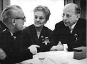 Bundesarchiv Bild 183-F0309-0201-001, Berlin, Empfang DDR-Frauen bei Ulbricht