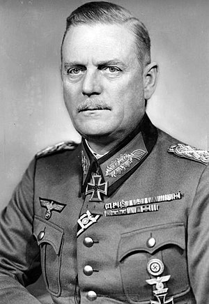 Wilhelm Keitel - Keitel as Generalfeldmarschall  in 1942.