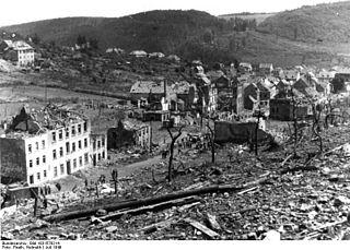 Explosion at Prüm