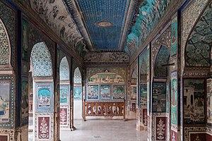 Bundi State - Garh Palace Chitrasala