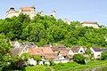 Burg Harburg über der Stadt Harburg a.d. Wörnitz (Schwaben).jpg