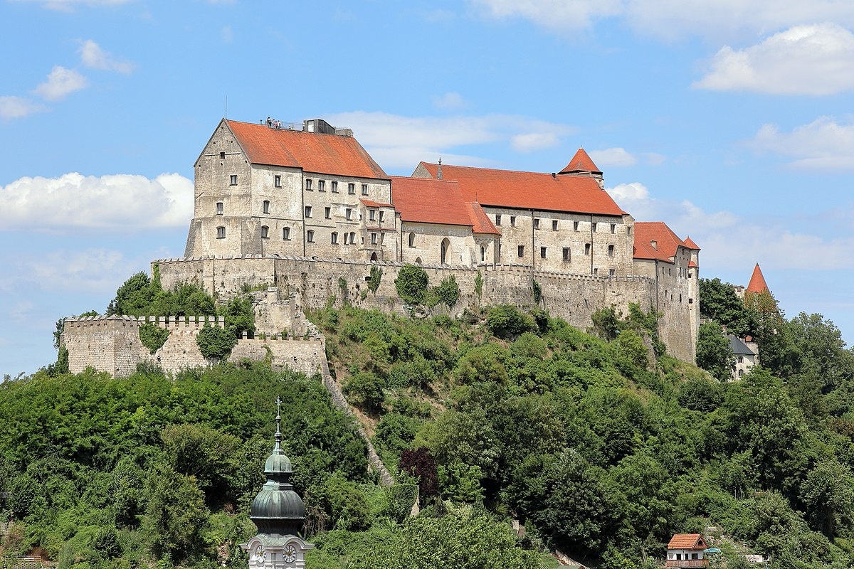 Burghausen Bayern