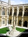 Burgos - Catedral 084 - Claustro bajo.jpg