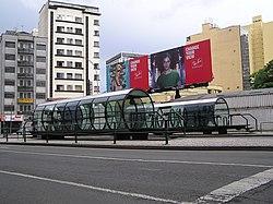 Esta��o tubo de Curitiba