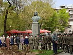 Bust of Nelson Stepanyan, Yerevan (2).jpg
