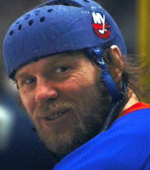 "New York Islanders - Before the 1980 playoffs, the Islanders acquired Butch Goring from the Los Angeles Kings. Goring's arrival was often called the ""final piece of the puzzle."""