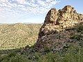 Butcher Jones Trail - Mt. Pinter Loop Trail, Saguaro Lake - panoramio (85).jpg