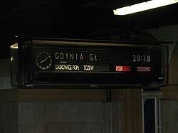 Czas ruszy� do Gdyni...