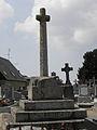 Céaux (50) Croix de cimetière.jpg