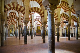 Moorish architecture Architectural style historically developed in the western Islamic world