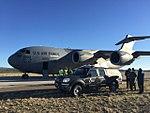 C-17 and PSA at Comodoro Rivadavia (38526375126).jpg