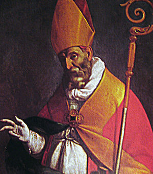 Carlo Ceresa - Saint Narnus, by Carlos Ceresa