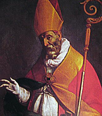 Carlo Ceresa - Saint Narnus, by Carlos Ceresa