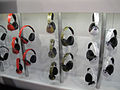 CES 2012 - Skullcandy headphones (6791471940).jpg