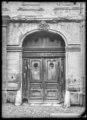 CH-NB - Genève, Maison, Porte, vue d'ensemble - Collection Max van Berchem - EAD-8686.tif