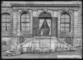 CH-NB - Genève, Maison Mallet, Façade, vue partielle - Collection Max van Berchem - EAD-8709.tif