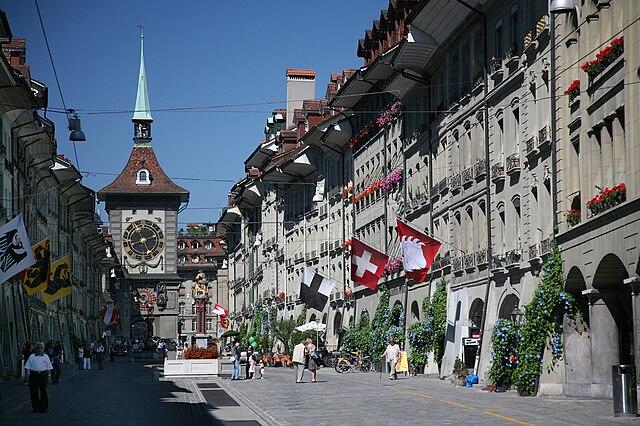 Transport persoane Onesti Zurich