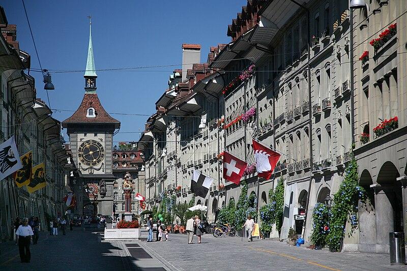«Практически без туристов»: швейцарская столица Берн попадает в список CNN