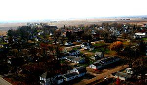 Grandview, Iowa - Image: C Ity of Grandview Iowa
