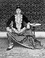 COLLECTIE TROPENMUSEUM Portret van de rijksbestuurder van Djogjakarta Danoeredjo VII TMnr 10001895.jpg