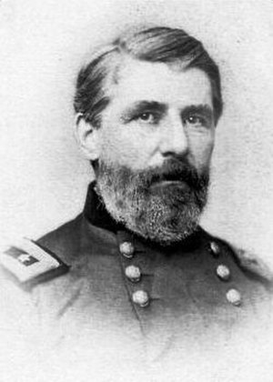 Charles Smith Hamilton - Hamilton in his major general's uniform