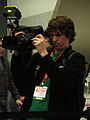 CW camera crew at WonderCon 2010.JPG