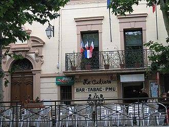 La Cadière-d'Azur - The town hall of La Cadière-d'Azur