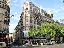 Cafe Des Anglais Paris
