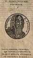 Caius Plinius Secundus. Line engraving. Wellcome V0004717.jpg
