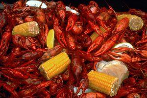Hayes, Louisiana - Image: Cajun Cuisine