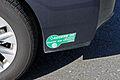 Cal green sticker Prius Plug-in 04 2015 SFO 2515.JPG