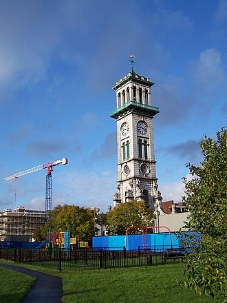 Parks and open spaces in the London Borough of Islington - Caledonian Park