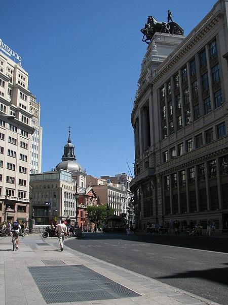 File calle de sevilla madrid wikimedia commons - Calle correduria sevilla ...