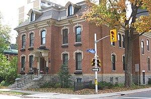 Alexander Campbell (Canadian senator) - Campbell House, 236 Metcalfe Street, Ottawa