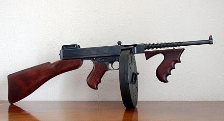 Submachine gun - Wikiwand