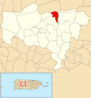 Caníaco, Utuado, Puerto Rico Barrio of Puerto Rico