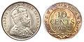 Canada Newfoundland Edward VII 10 Cents 1904H.jpg