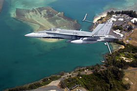 Image illustrative de l'article McDonnell Douglas CF-18 Hornet