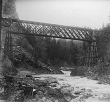 a history of the canadian pacific railway in eastern canada The railroad is owned by canadian pacific railway history the canadian pacific railway company was canada canadian pacific hotels was a division.