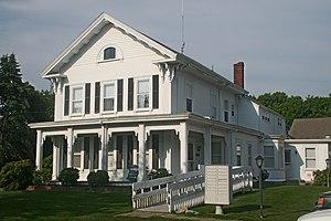 Capt. Allen H. Bearse House - Image: Capt Allen H. Bearse House