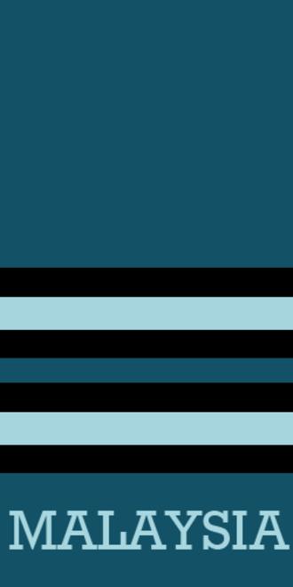 Malaysian military ranks - Image: Captain of Royal Malaysian Air Force