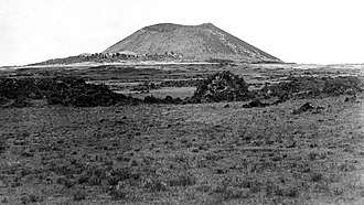 Capulin Volcano National Monument - Image: Capulin 1909 lwt 01398