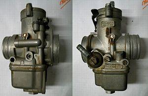 Dell'Orto - Dell'orto PHBE 34 RD carburetor.