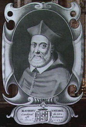 Matthieu Cointerel - Image: Cardinal Matthieu Cointrel