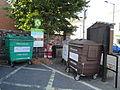 Carisbrooke High Street recycling site.JPG